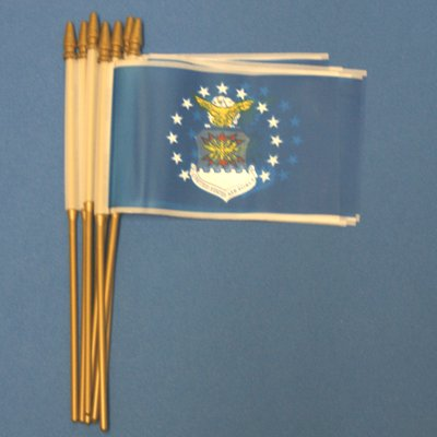 [Air Force Economy Plastic flags]