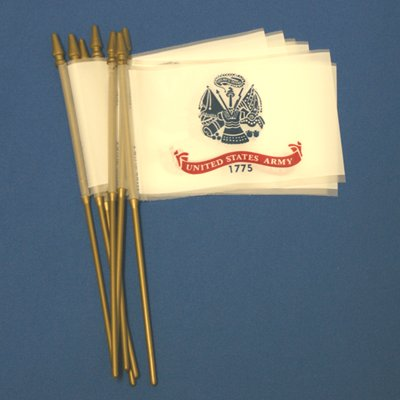 [Army Economy Plastic flags]
