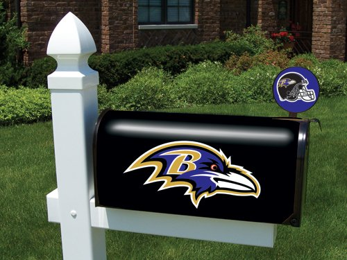 02cbff7a NFL Mailbox Covers and Mailbox Flags - CRW Flags Store in Glen ...