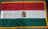 3x5' Hungary 1921 indoor flag