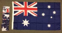 lightweight nylon 3x5' Australia flag