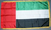 3x5' United Arab Emirates indoor flag