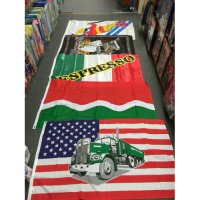 assorted poly flags bundle